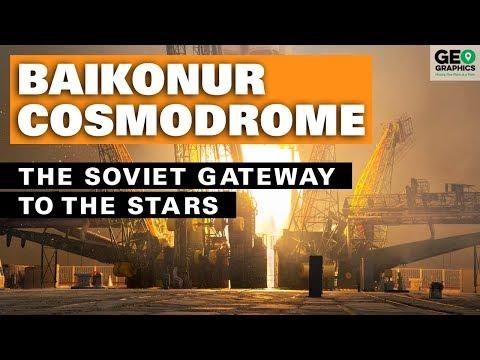 Baikonur Cosmodrome: The Soviet Gateway To The Stars