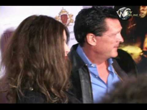 The Bleeding Movie Premiere Red Carpet  Arrivals and Interviews