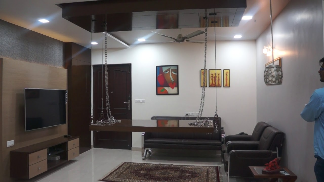 Motorized Jhula/swing For Small Spaces
