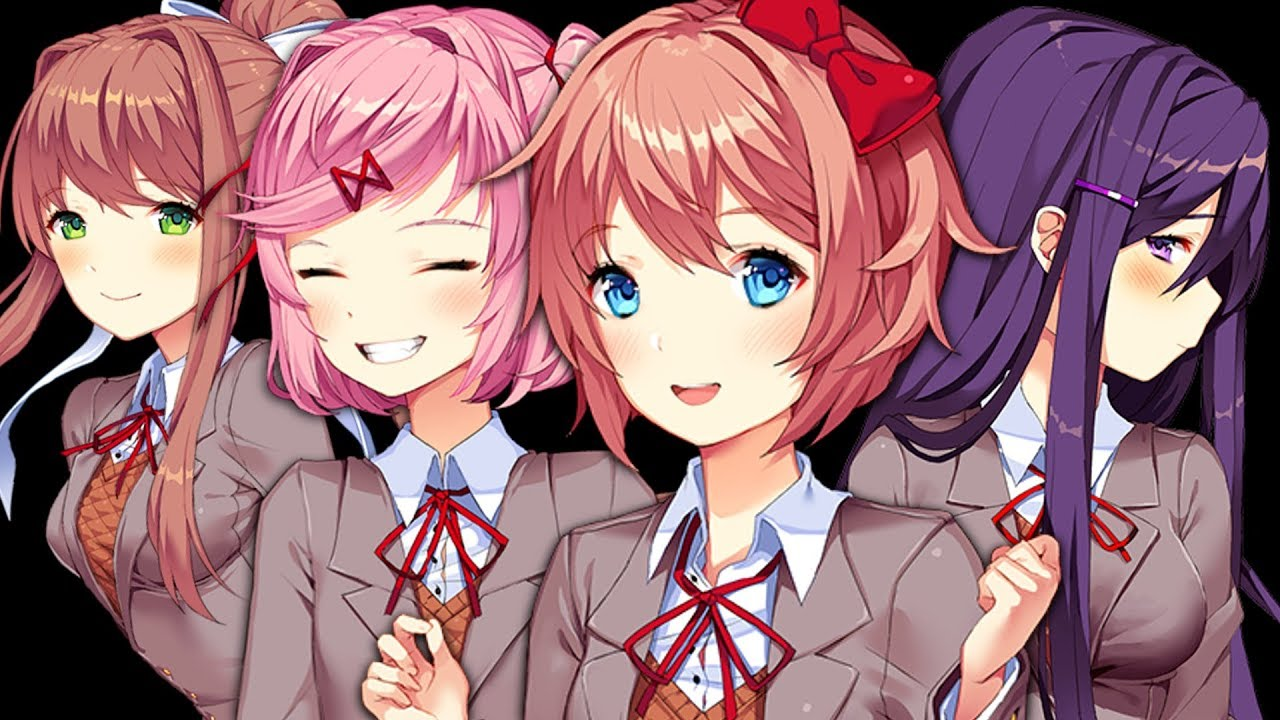The Doki Doki Literature Club Brides And Have Been