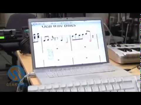 Sibelius 5 Music Writing Software Takes A Lot Of The Headache Out Of Documenting Your Music.