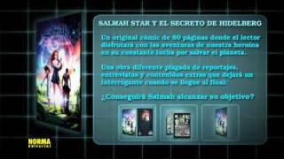 Cómic: Salmah Star y el secreto de Hidelberg