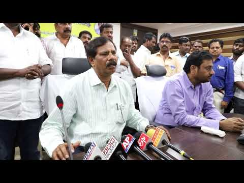 Jupudi Prabhakara Rao taken Assumption of Charge as Chairman, AP SC Corporation