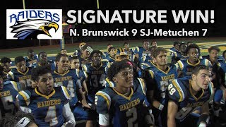 North Brunswick 9 St Joe Metuchen 7 | Raiders snap Falcons 19 game win streak