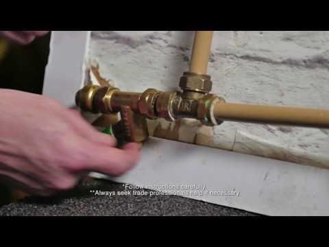 Tec7 Plumb Stops Heating System Leaks