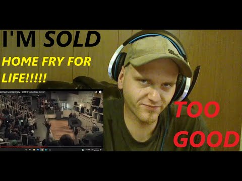 John Michael Montgomery - Sold! (Home Free Cover (REACTION!!)