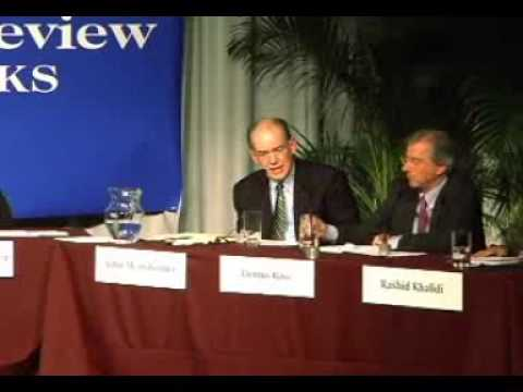 Debate: The Israel Lobby: Does it Have too Much Influence on US Foreign Policy? (2007)