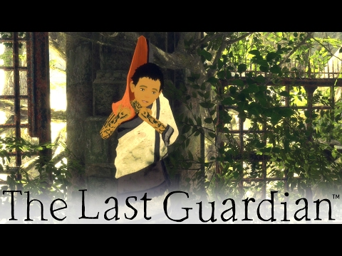 The Last Guardian - I'm Stuck In A Tree! (11)