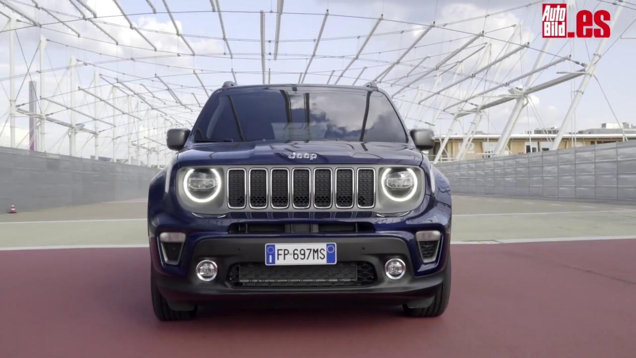 Prueba Jeep Renegade 2019 A Seguir Dando Guerra Youtube