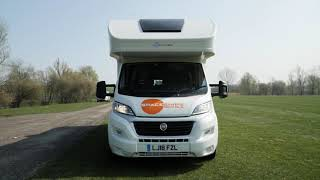 Gambar cover Guide to the Family Motorhome (Adria Sunliving A70DK) all features explained (how-to)