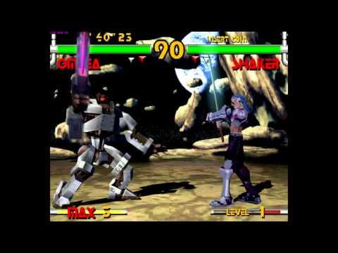 Star Gladiator 2 : jugando con Omega