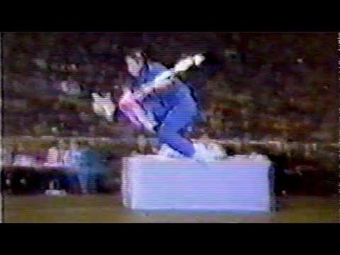 【武術】1984 女子刀術 / 【Wushu】1984 Women Daoshu (Broadswordplay)
