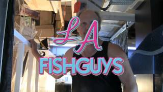 Peanut Butter And Jellyfish, La Fishguys, Episode 111 Pt 1