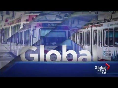 Global Calgary News At 5 Open  | 2016