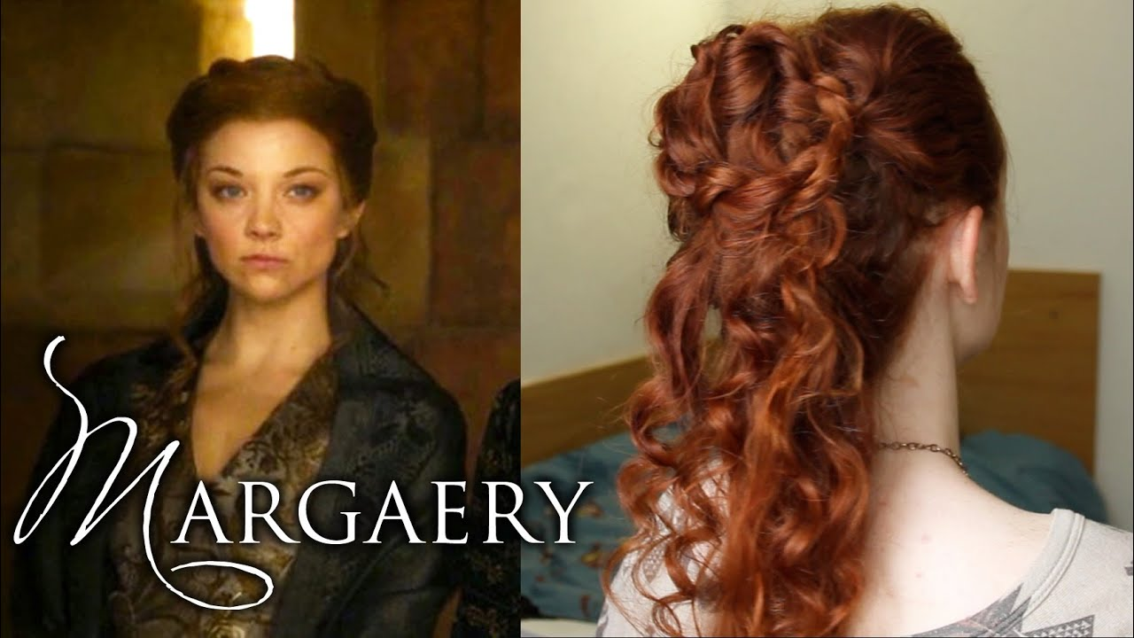 Game Of Thrones Hair Margaery Tyrell At The Season 4