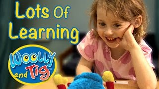 Woolly \u0026 Tig  - Lots of Learning Compilation
