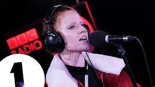 Jess Glynne - Promises (Calvin Harris & Sam Smith cover) in the Live Lounge Video