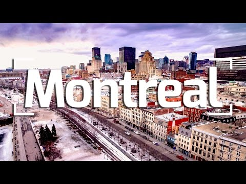 OLD MONTREAL | QUEBEC TRAVEL VLOG #1