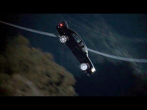 Heller Drives Car off Cliff -  24 Season 5
