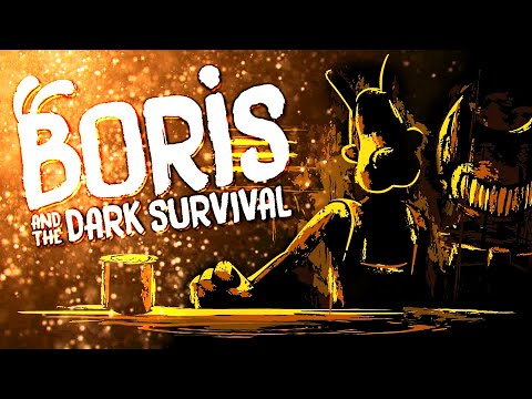 Борис ВЕРНУЛСЯ в студию.. - Boris And The Dark Survival Прохождение и Секреты Темное Выживание