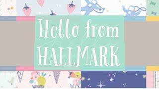 【こだわりの必需品】ホールマーク HELLO from HALLMARK