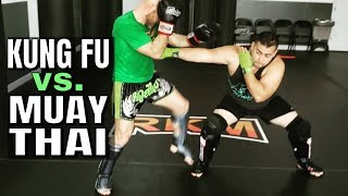 Eye Pokes In Sparring! | Sergio Refuses to Wear Gloves | hard2hurt vs. Practical Combat Martial Arts