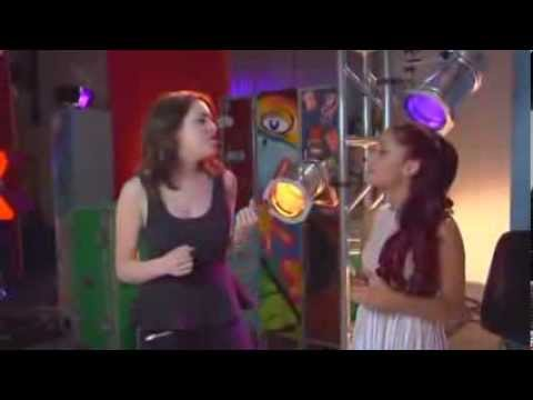 Ariana Grande &  Liz Gillies  - Victorious  Give It Up A Cappella