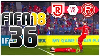 FIFA 18 Part 36: Dezente NICHTGÖNNUNG gegen Regensburg