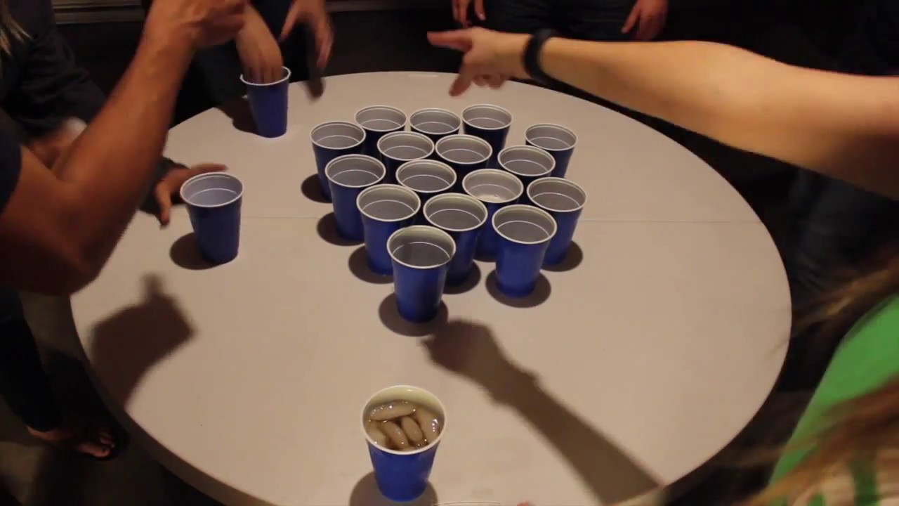 How To Play Stack Cup By The Game Doctor Drinking