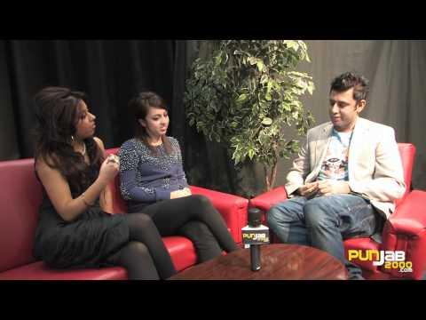 Punjab2000.com - Aman Hayer Entourage Album interview  Part 1 with the Billan Sisters