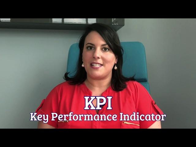 DCC Digital Glossary: KPI