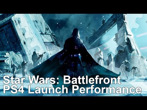 Star Wars Battlefront Performance Analysis Examines PS4, Xbox One Versions