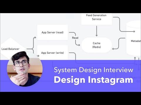 System Design Mock Interview: Design Instagram