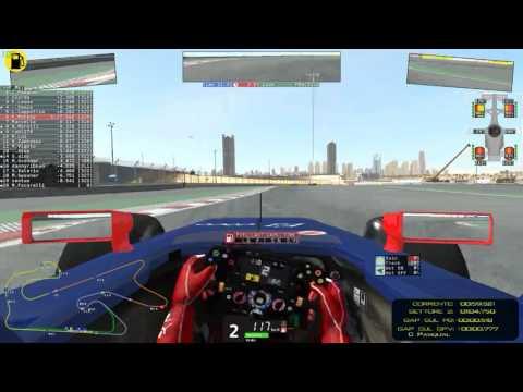 rFactor 2 Qual. & Race F1