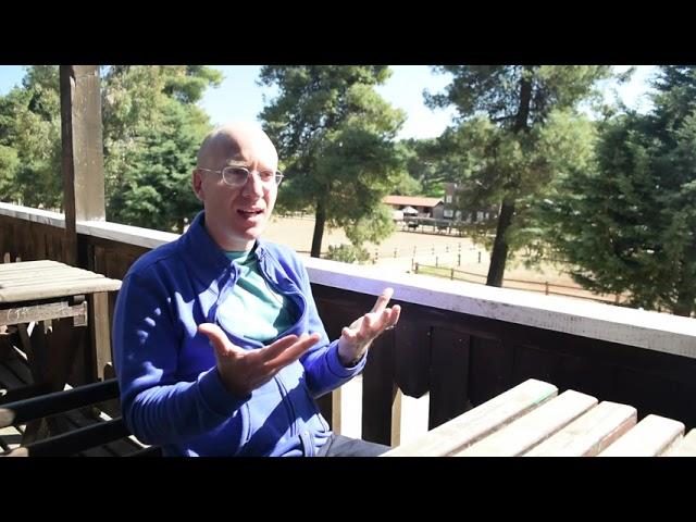 "Ivan Sebastiani "" Core Energetics an Evolutionary Path"""