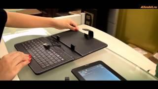 Чехол для 7-дюймовых планшетов с USB-клавиатурой