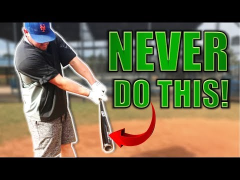 How to STOP hitting ground balls! - You Go Pro Baseball