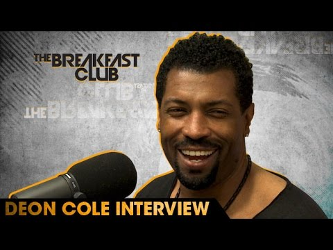 Deon Cole  at The Breakfast Club Power 105.1 05132016