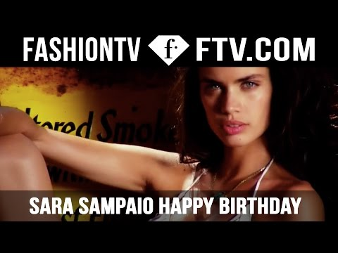 Sara Sampaio Happy Birthday - 21 July | FTV.com