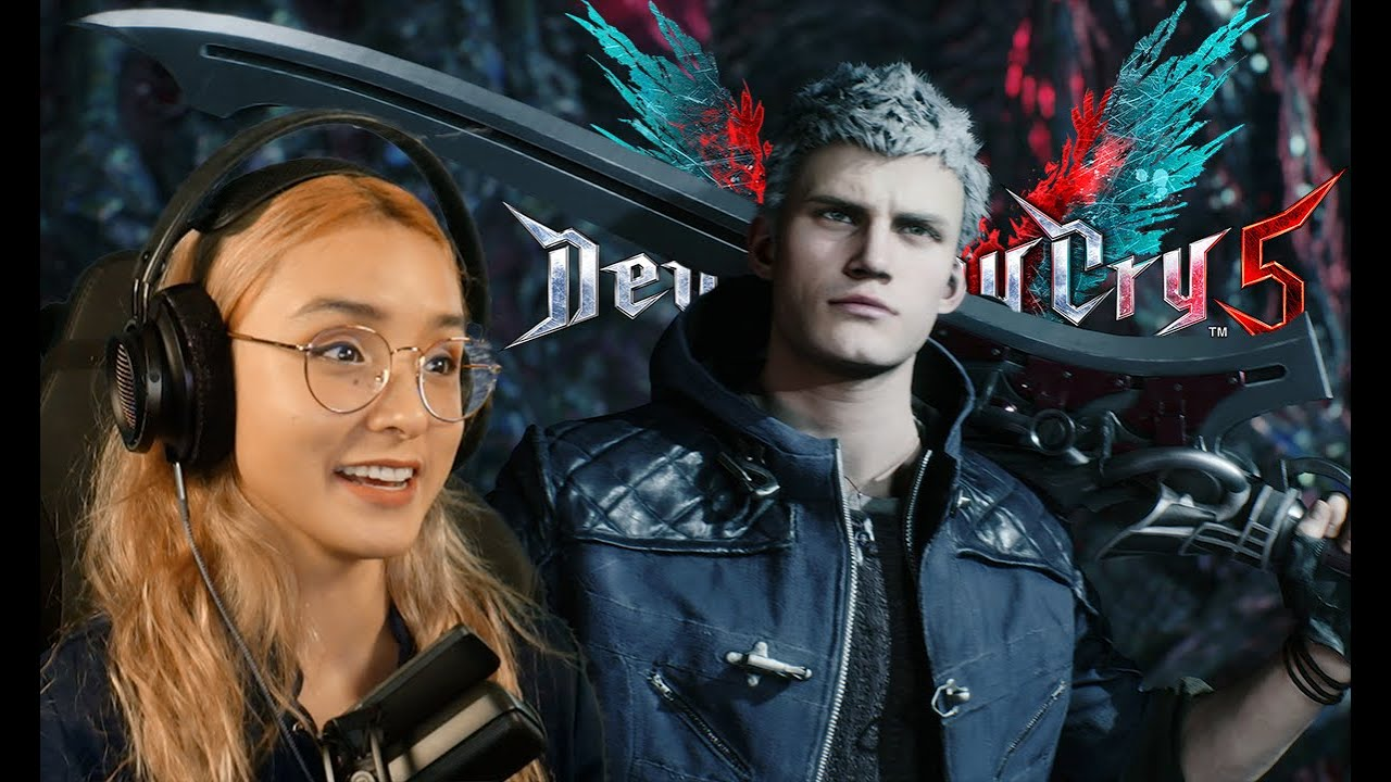 Download Trying It Out - Devil May Cry 5 PS5 4K60 First Hour Playthrough Reactions and Impressions