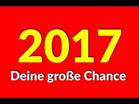 Deine Chancen in 2017 - Das Jahr des großen Erfolgs - Was die Sterne über 2017 verraten - Horoskop