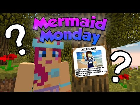 WHERE IS STACY?! | Mermaid Monday S2 Ep 23 | Amy Lee33