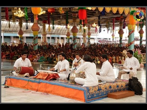 Music Programme by Mr. A. S. Ram and Group, 'Pulse' at Prasanthi Nilayam - 23rd April 2014