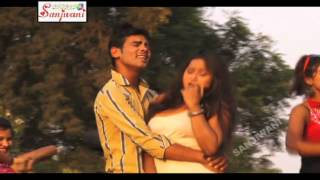 HD Video 2015 New Bhojpuri Hot Song || Lagelu Saniya Mirza || Sandeep Yadav