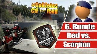 #CoDZelos Halbfinale // Red vs. Scorpion  // 6. Runde CtF auf Raid
