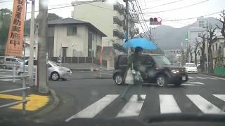 西彼杵郡長与町→長崎市打坂→滑石→北陽町→あぐりの丘.