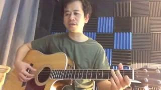 Quê hương - guitar
