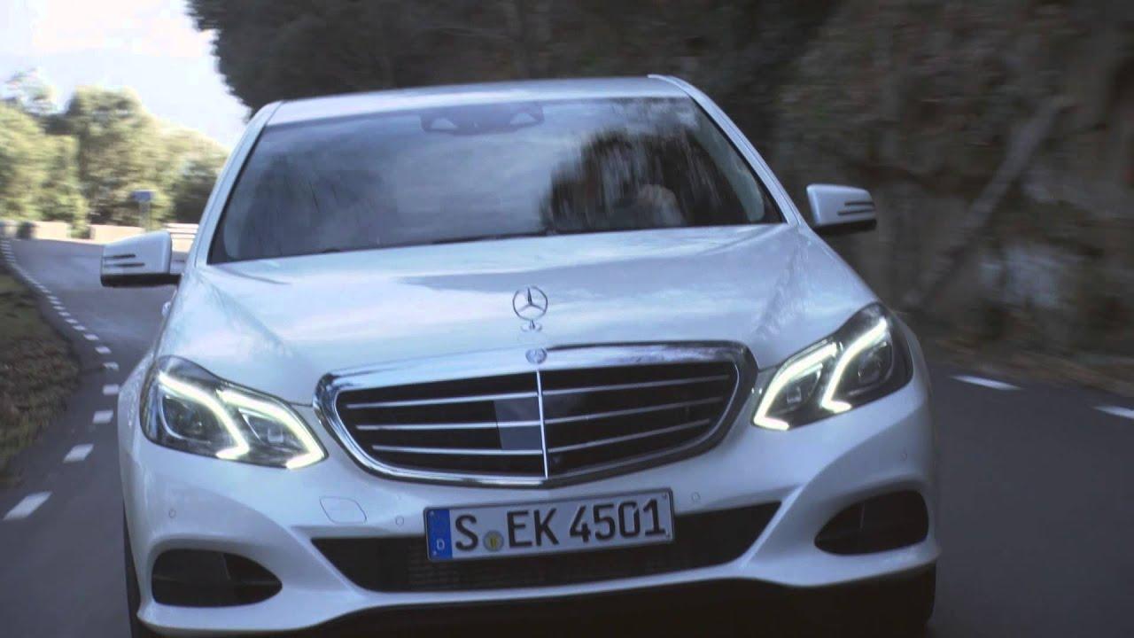 2014 Diamond White Mercedes E250 Standard - YouTube