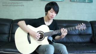 (Kotaro Oshio) Fight! - Sungha Jung (10th Annversary Ver)
