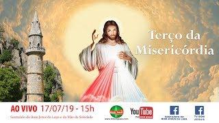Qual o seu pedido para o Santo terço da divina Misericórdia direto do Santuário? 17/07/19 15h